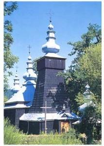 Berest kościół